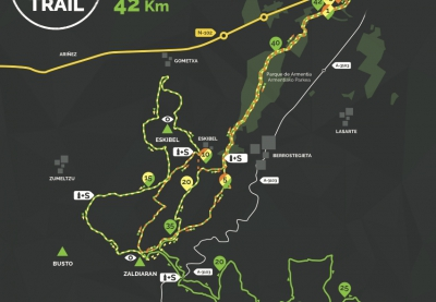 Vitoria-Gasteiz Trail, tres distancias, tres retos en una capital verde